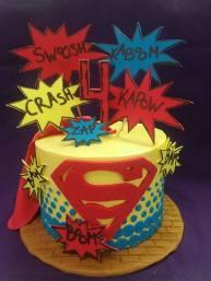 superherocake